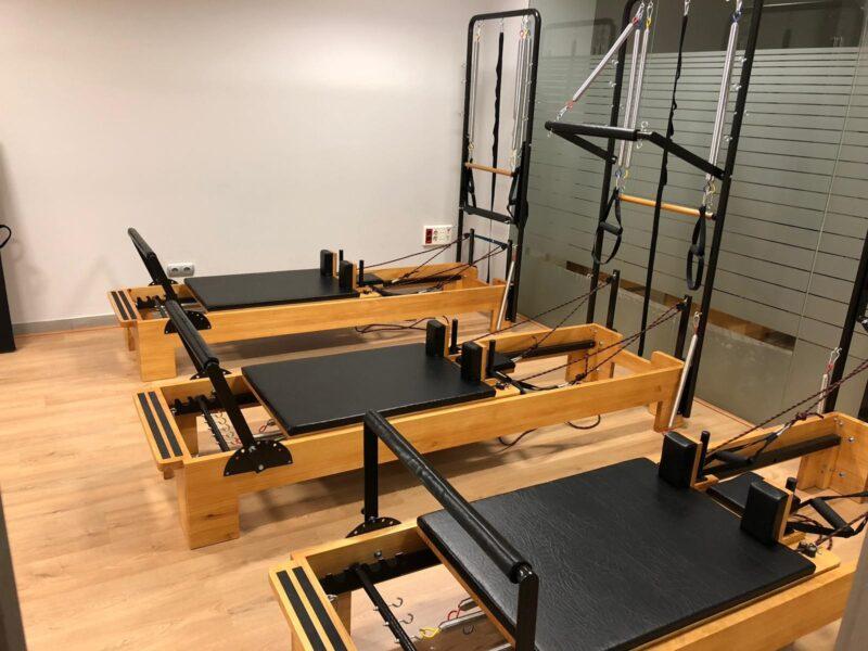 Pilates maquinas retiro