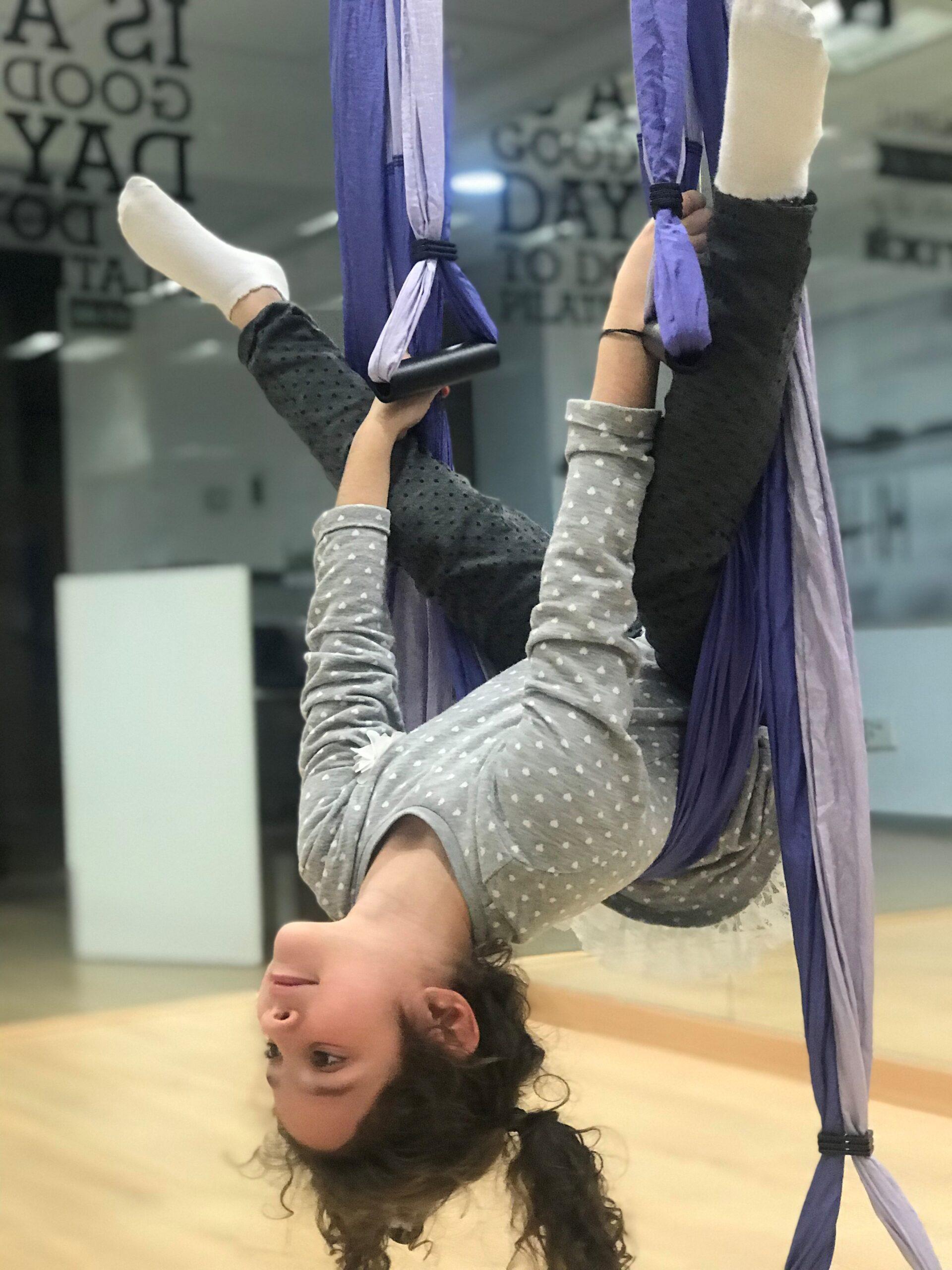 pilates aereo madrid